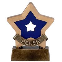 Mini Star Blue House</br>A951B